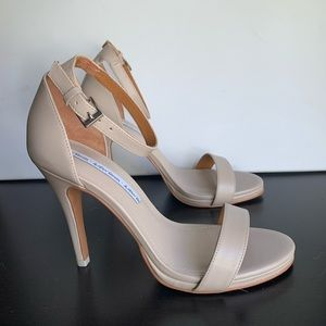 And Other Stories Nude Heeled Sandals